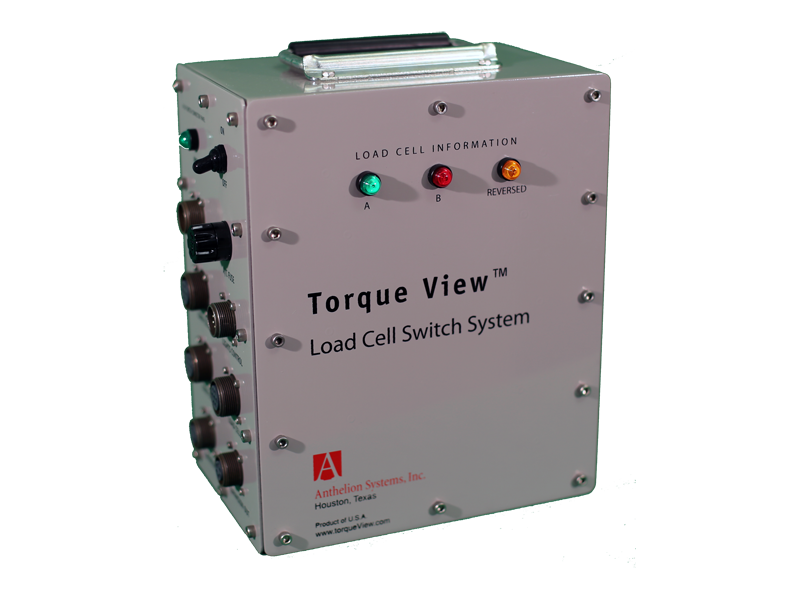 torqueView™ Load Cell Switch